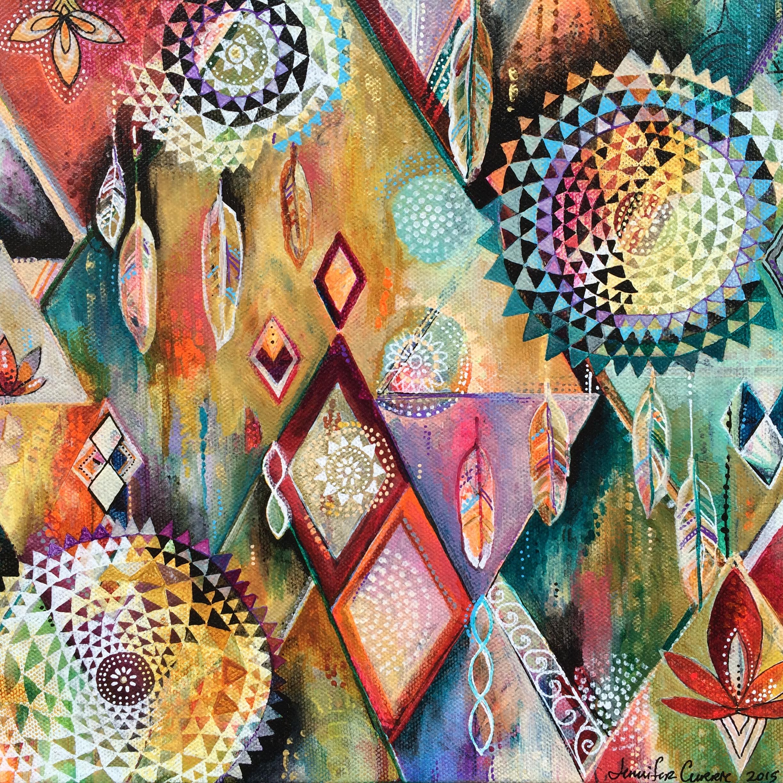 Artists Jennifer Currie Art