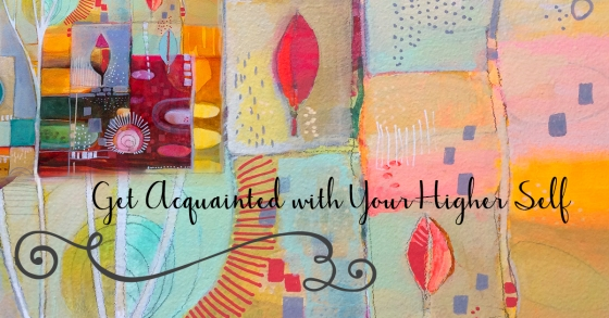 Higher Self Newsletter Header